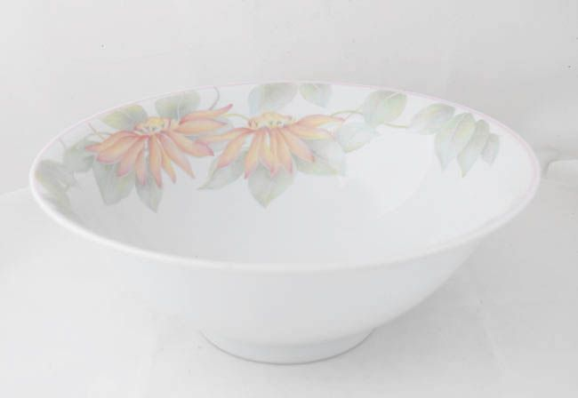 Denby Pottery Rhapsody Open Serving Bowls