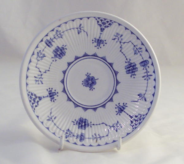 Furnivals Blue Denmark Large Saucers