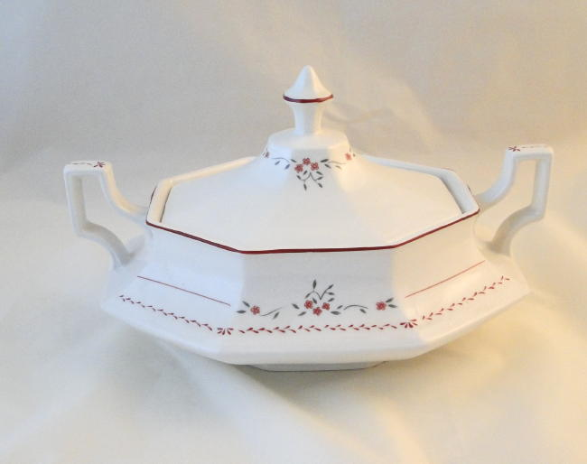 Johnson Bros. Madison Lidded Serving Dishes