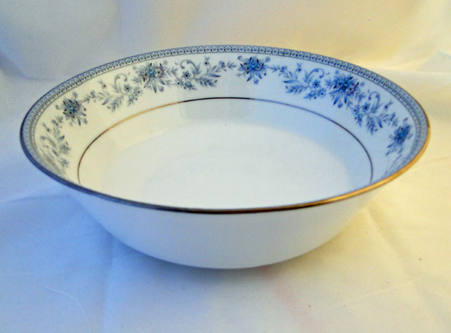 Noritake Blue Hill (2482) Serving BowlS