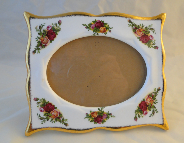 Royal Albert Old Country Roses China Picture Frames