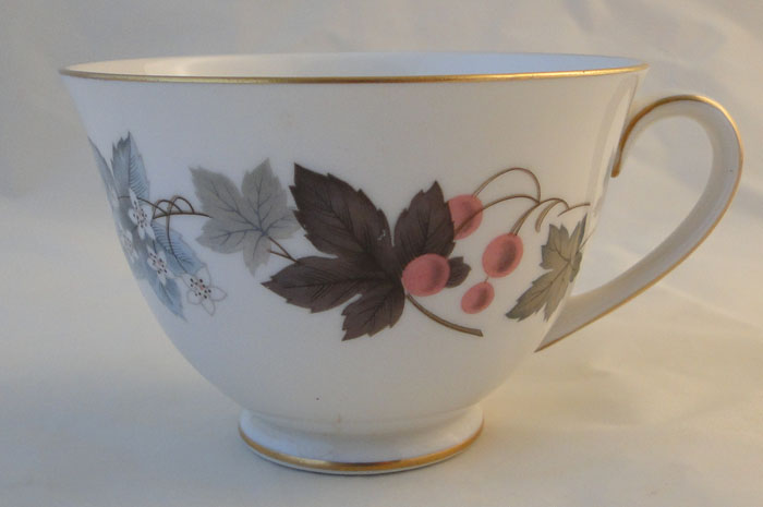 ROYAL DOULTON CAMELOT TEA CUPS