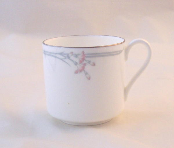 Royal Doulton Carnation Demi-tasse Coffee Cups