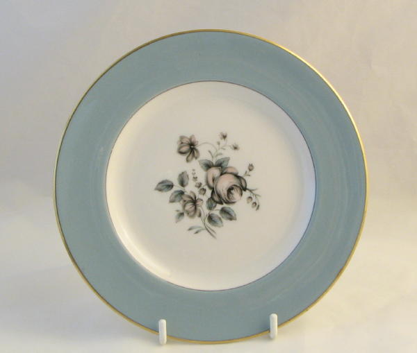 Royal Doulton Rose Elegans (TC1010) Dinner Plates . & Royal Doulton Rose Elegans TC1010 Dinner Plates